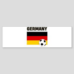 Germany soccer Bumper Sticker