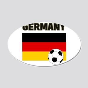 Germany soccer Wall Decal