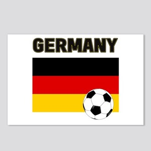 Germany soccer Postcards (Package of 8)
