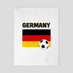 Germany soccer Twin Duvet