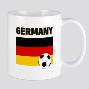 Germany soccer Mugs