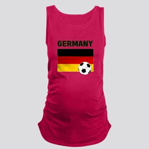 Germany soccer Maternity Tank Top
