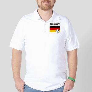 Germany soccer Golf Shirt