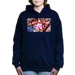 Underneath Women's Hooded Sweatshirt
