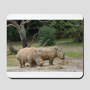 Rhinos Mousepad