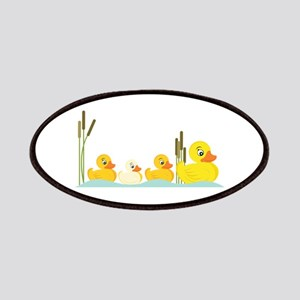 Ducky Family Patches