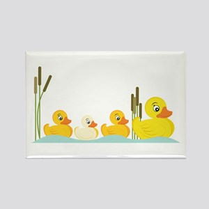 Ducky Family Magnets