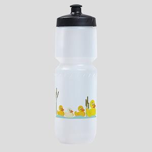 Ducky Family Sports Bottle