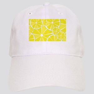 Lemon slices Baseball Cap
