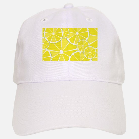 Lemon slices Baseball Baseball Baseball Cap