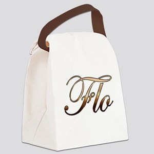 Flo Canvas Lunch Bag