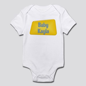 Baby Kayla Infant Bodysuit