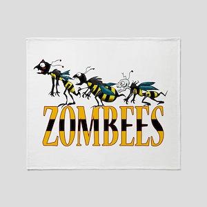 ZOMBEES Throw Blanket