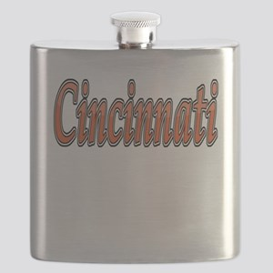 Cincinnati Sports Flask