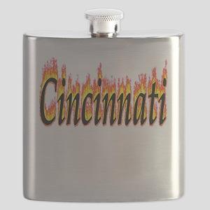 Cincinnati Flame Flask