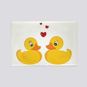 Love Ducks Magnets