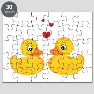 Love Ducks Puzzle