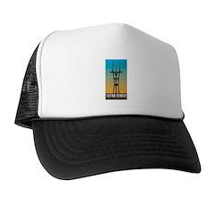 Sutro Tower logo Trucker Hat