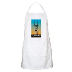 Sutro Tower logo Apron
