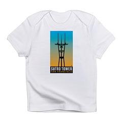 Sutro Tower logo Infant T-Shirt