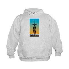 Sutro Tower logo Hoodie