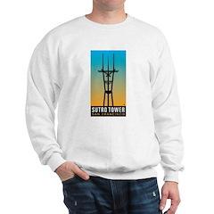 Sutro Tower logo Sweatshirt