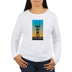 Sutro Tower logo Long Sleeve T-Shirt