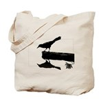 Blackbird Squared Tote Bag