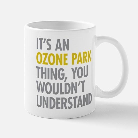 Ozone Park Queens NY Thing Mug