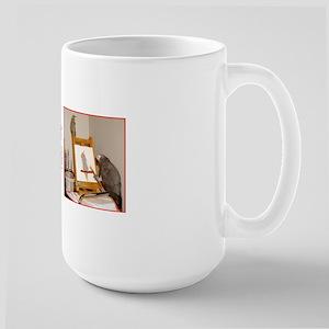 The Artist Large Mug