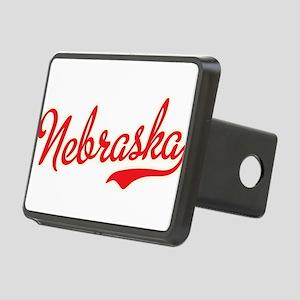 Nebraska Script Font Hitch Cover
