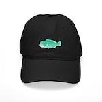 Green Humphead Parrotfish C Baseball Hat