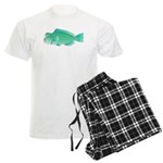 Green Humphead Parrotfish C Pajamas