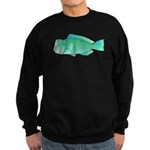 Green Humphead Parrotfish C Sweatshirt