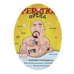 Operation Opera Logo Ornament (Oval)