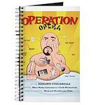 Operation Opera Logo Journal