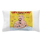 Operation Opera Logo Pillow Case