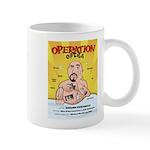 Operation Opera Logo Mugs
