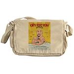 Operation Opera Logo Messenger Bag