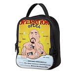 Operation Opera Logo Neoprene Lunch Bag