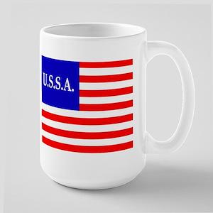 USSA Flag Mugs