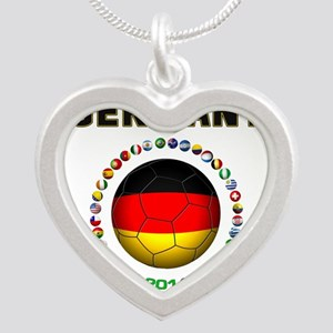 Germany World Champions 2014 Necklaces
