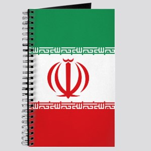 Jomhuri ye Eslami ye iran flag Journal