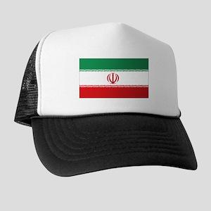 Jomhuri ye Eslami ye iran flag Trucker Hat