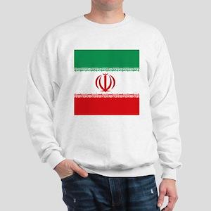Jomhuri ye Eslami ye iran flag Sweatshirt