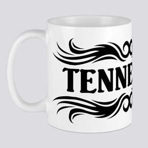 Tribal Tennessee Mug