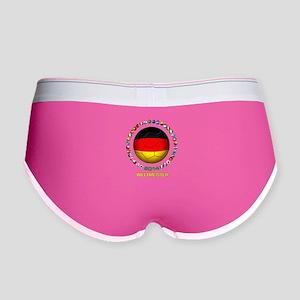 Deutschland Weltmeister 2014 Women's Boy Brief
