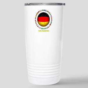 Deutschland Weltmeister 2014 Travel Mug