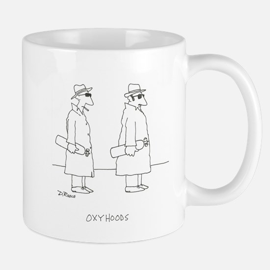 Oxyhoods Mugs