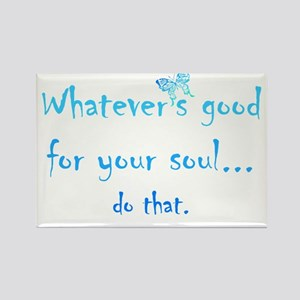 Good for your Soul Inspirational Quote Butterfly M